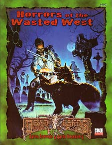 Spirit Games (Est. 1984) - Supplying role playing games (RPG), wargames rules, miniatures and scenery, new and traditional board and card games for the last 20 years sells Horrors of the Wasted West