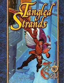 Spirit Games (Est. 1984) - Supplying role playing games (RPG), wargames rules, miniatures and scenery, new and traditional board and card games for the last 20 years sells Tangled Strands