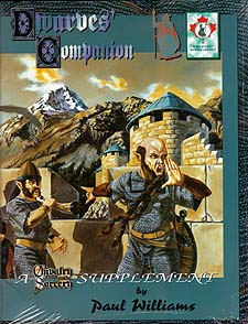 Spirit Games (Est. 1984) - Supplying role playing games (RPG), wargames rules, miniatures and scenery, new and traditional board and card games for the last 20 years sells Dwarves Companion