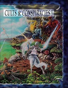 Spirit Games (Est. 1984) - Supplying role playing games (RPG), wargames rules, miniatures and scenery, new and traditional board and card games for the last 20 years sells Cults and Conspiracies I
