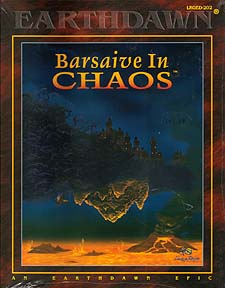 Spirit Games (Est. 1984) - Supplying role playing games (RPG), wargames rules, miniatures and scenery, new and traditional board and card games for the last 20 years sells Barsaive in Chaos