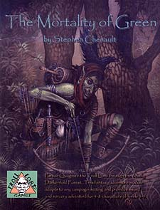 Spirit Games (Est. 1984) - Supplying role playing games (RPG), wargames rules, miniatures and scenery, new and traditional board and card games for the last 20 years sells The Mortality of Green