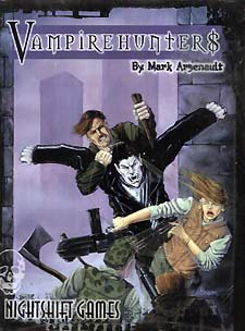 Spirit Games (Est. 1984) - Supplying role playing games (RPG), wargames rules, miniatures and scenery, new and traditional board and card games for the last 20 years sells Vampire Hunters