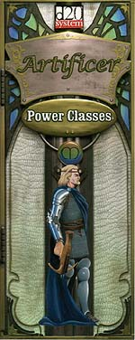 Spirit Games (Est. 1984) - Supplying role playing games (RPG), wargames rules, miniatures and scenery, new and traditional board and card games for the last 20 years sells Power Classes 6: Artificer