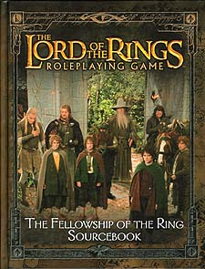 Spirit Games (Est. 1984) - Supplying role playing games (RPG), wargames rules, miniatures and scenery, new and traditional board and card games for the last 20 years sells Fellowship of the Ring Sourcebook