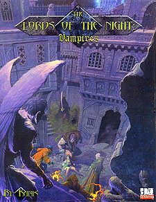 Spirit Games (Est. 1984) - Supplying role playing games (RPG), wargames rules, miniatures and scenery, new and traditional board and card games for the last 20 years sells Lords of the Night: Vampires
