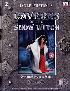 Spirit Games (Est. 1984) - Supplying role playing games (RPG), wargames rules, miniatures and scenery, new and traditional board and card games for the last 20 years sells Caverns of the Snow Witch