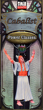 Spirit Games (Est. 1984) - Supplying role playing games (RPG), wargames rules, miniatures and scenery, new and traditional board and card games for the last 20 years sells Power Classes 11: Cabalist