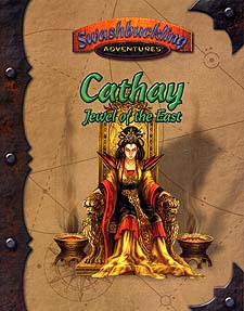 Spirit Games (Est. 1984) - Supplying role playing games (RPG), wargames rules, miniatures and scenery, new and traditional board and card games for the last 20 years sells Cathay: Jewel of the East