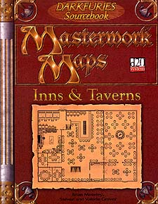 Spirit Games (Est. 1984) - Supplying role playing games (RPG), wargames rules, miniatures and scenery, new and traditional board and card games for the last 20 years sells Masterwork Maps: Inns and Taverns