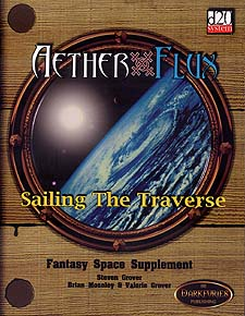 Spirit Games (Est. 1984) - Supplying role playing games (RPG), wargames rules, miniatures and scenery, new and traditional board and card games for the last 20 years sells Aether and Flux: Sailing the Traverse