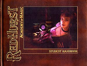 Spirit Games (Est. 1984) - Supplying role playing games (RPG), wargames rules, miniatures and scenery, new and traditional board and card games for the last 20 years sells Redhurst Academy of Magic: Student Handbook