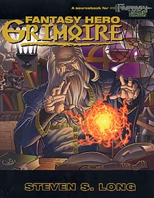 Spirit Games (Est. 1984) - Supplying role playing games (RPG), wargames rules, miniatures and scenery, new and traditional board and card games for the last 20 years sells Fantasy Hero Grimoire