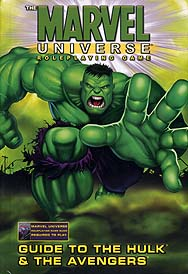 Spirit Games (Est. 1984) - Supplying role playing games (RPG), wargames rules, miniatures and scenery, new and traditional board and card games for the last 20 years sells Guide to the Hulk and The Avengers