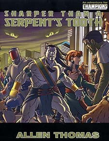 Spirit Games (Est. 1984) - Supplying role playing games (RPG), wargames rules, miniatures and scenery, new and traditional board and card games for the last 20 years sells Sharper than a Serpent