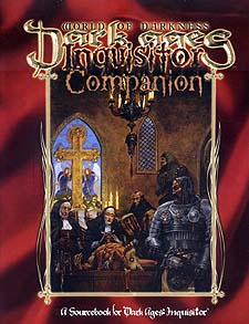 Spirit Games (Est. 1984) - Supplying role playing games (RPG), wargames rules, miniatures and scenery, new and traditional board and card games for the last 20 years sells Dark Ages: Inquisitor Companion