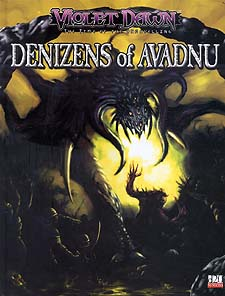 Spirit Games (Est. 1984) - Supplying role playing games (RPG), wargames rules, miniatures and scenery, new and traditional board and card games for the last 20 years sells Denizens of Avadnu: Violet Dawn