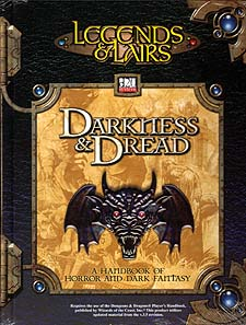 Spirit Games (Est. 1984) - Supplying role playing games (RPG), wargames rules, miniatures and scenery, new and traditional board and card games for the last 20 years sells Darkness and Dread