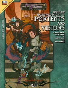 Spirit Games (Est. 1984) - Supplying role playing games (RPG), wargames rules, miniatures and scenery, new and traditional board and card games for the last 20 years sells The Book of Hallowed Might II: Portents and Visions