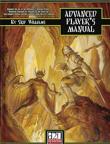 Spirit Games (Est. 1984) - Supplying role playing games (RPG), wargames rules, miniatures and scenery, new and traditional board and card games for the last 20 years sells Advanced Player