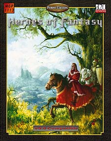 Spirit Games (Est. 1984) - Supplying role playing games (RPG), wargames rules, miniatures and scenery, new and traditional board and card games for the last 20 years sells Power Classes: Heroes of Fantasy