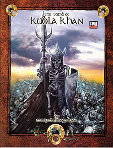 Spirit Games (Est. 1984) - Supplying role playing games (RPG), wargames rules, miniatures and scenery, new and traditional board and card games for the last 20 years sells The Tomb of Kubla Khan