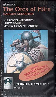 Spirit Games (Est. 1984) - Supplying role playing games (RPG), wargames rules, miniatures and scenery, new and traditional board and card games for the last 20 years sells The Orcs of Harn