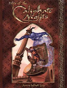 Spirit Games (Est. 1984) - Supplying role playing games (RPG), wargames rules, miniatures and scenery, new and traditional board and card games for the last 20 years sells True20 Tales of the Caliphate Nights