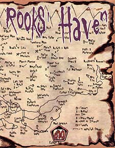 Spirit Games (Est. 1984) - Supplying role playing games (RPG), wargames rules, miniatures and scenery, new and traditional board and card games for the last 20 years sells Rooks Haven Rulebook