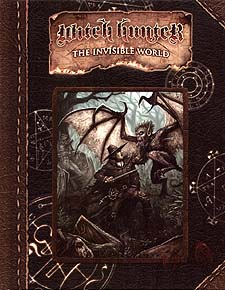 Spirit Games (Est. 1984) - Supplying role playing games (RPG), wargames rules, miniatures and scenery, new and traditional board and card games for the last 20 years sells Witch Hunter: The Invisible World