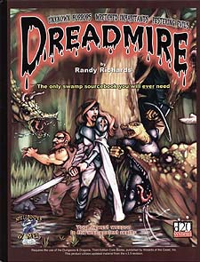 Spirit Games (Est. 1984) - Supplying role playing games (RPG), wargames rules, miniatures and scenery, new and traditional board and card games for the last 20 years sells Dreadmire