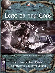 Spirit Games (Est. 1984) - Supplying role playing games (RPG), wargames rules, miniatures and scenery, new and traditional board and card games for the last 20 years sells Lore of the Gods