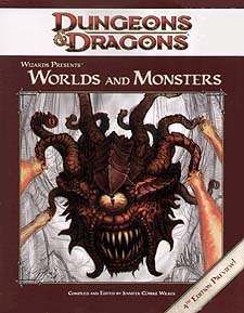 Spirit Games (Est. 1984) - Supplying role playing games (RPG), wargames rules, miniatures and scenery, new and traditional board and card games for the last 20 years sells Worlds and Monsters 4th Edition  Preview