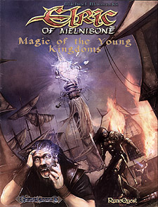 Spirit Games (Est. 1984) - Supplying role playing games (RPG), wargames rules, miniatures and scenery, new and traditional board and card games for the last 20 years sells Elric of Melnibone: Magic of the Young Kingdoms