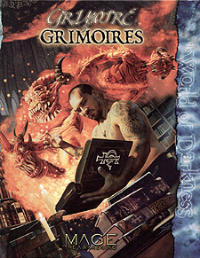 Spirit Games (Est. 1984) - Supplying role playing games (RPG), wargames rules, miniatures and scenery, new and traditional board and card games for the last 20 years sells Grimoire of Grimoires