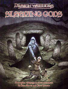 Spirit Games (Est. 1984) - Supplying role playing games (RPG), wargames rules, miniatures and scenery, new and traditional board and card games for the last 20 years sells Sleeping Gods