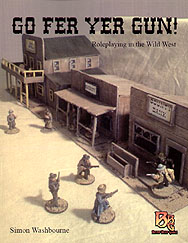 Spirit Games (Est. 1984) - Supplying role playing games (RPG), wargames rules, miniatures and scenery, new and traditional board and card games for the last 20 years sells Go Fer Yer Gun! RPG