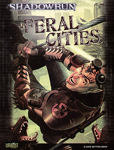 Spirit Games (Est. 1984) - Supplying role playing games (RPG), wargames rules, miniatures and scenery, new and traditional board and card games for the last 20 years sells Feral Cities