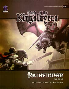 Spirit Games (Est. 1984) - Supplying role playing games (RPG), wargames rules, miniatures and scenery, new and traditional board and card games for the last 20 years sells Pathfinder Module S1: Clash of the Kingslayers