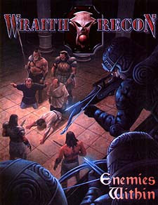 Spirit Games (Est. 1984) - Supplying role playing games (RPG), wargames rules, miniatures and scenery, new and traditional board and card games for the last 20 years sells Wraith Recon: Enemies Within