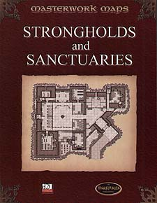 Spirit Games (Est. 1984) - Supplying role playing games (RPG), wargames rules, miniatures and scenery, new and traditional board and card games for the last 20 years sells Masterwork Maps: Strongholds and Sanctuaries