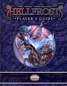 Spirit Games (Est. 1984) - Supplying role playing games (RPG), wargames rules, miniatures and scenery, new and traditional board and card games for the last 20 years sells Hellfrost: Player