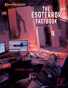 Spirit Games (Est. 1984) - Supplying role playing games (RPG), wargames rules, miniatures and scenery, new and traditional board and card games for the last 20 years sells The Esoterrorists: The Esoterror Fact Book