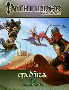 Spirit Games (Est. 1984) - Supplying role playing games (RPG), wargames rules, miniatures and scenery, new and traditional board and card games for the last 20 years sells Pathfinder Companion: Qadira Gateway to the East