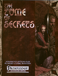 Spirit Games (Est. 1984) - Supplying role playing games (RPG), wargames rules, miniatures and scenery, new and traditional board and card games for the last 20 years sells The Tome of Secrets: Advanced Options
