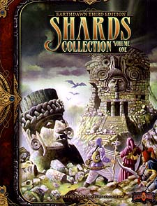 Spirit Games (Est. 1984) - Supplying role playing games (RPG), wargames rules, miniatures and scenery, new and traditional board and card games for the last 20 years sells Shards Collection Volume One Third Edition