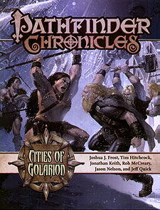 Spirit Games (Est. 1984) - Supplying role playing games (RPG), wargames rules, miniatures and scenery, new and traditional board and card games for the last 20 years sells Pathfinder Chronicles: Cities of Golarion