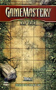 Spirit Games (Est. 1984) - Supplying role playing games (RPG), wargames rules, miniatures and scenery, new and traditional board and card games for the last 20 years sells GameMastery Map Pack: Jungle