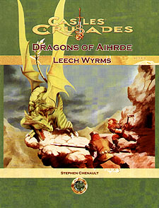 Spirit Games (Est. 1984) - Supplying role playing games (RPG), wargames rules, miniatures and scenery, new and traditional board and card games for the last 20 years sells Dragons of Aihrde: Leech Wyrms