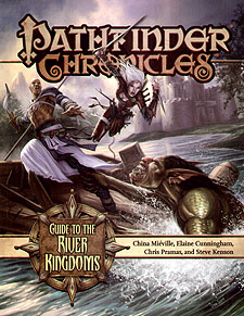 Spirit Games (Est. 1984) - Supplying role playing games (RPG), wargames rules, miniatures and scenery, new and traditional board and card games for the last 20 years sells Pathfinder Chronicles: Guide to the River Kingdoms